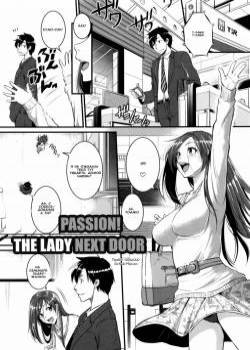 Aibenki Tonari no Dosukebe Onee-san #2-3 (The Lady Next Door)